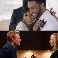 """Grey's Anatomy saison 18 : Teddy et Owen enfin heureux, Maggie et Winston """"amoureux"""" cette année"""