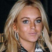 Lindsay Lohan ... Son appel du pied au monde de la mode