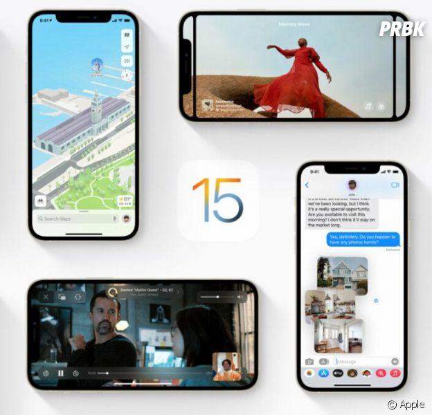 iOS 15 est dispo ! Ces 8 nouveautés qui vont vous changer la vie