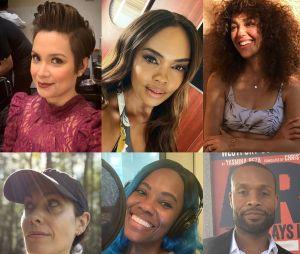 Pretty Little Liars - Original Sin : Lea Salonga, Sharon Leal, Elena Goode, Carly Pope, Zakiya Young et Benton Greene au casting