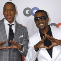 Kanye West et Jay-Z … Leur album commun arrive