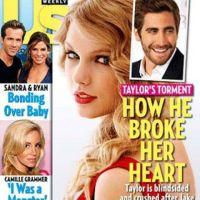Taylor Swift ... Plaquée par Jake Gyllenhaal, elle est au fond du trou
