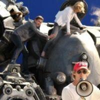 Transformers 3 ... une nouvelle photo en direct du tournage