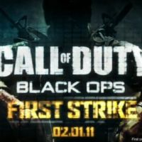 Call of Duty : Black Ops ... Le trailer du DLC First Strike