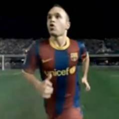 Nike ... nouvelle pub avec Andres Iniesta