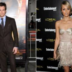 Chris Pine et Laura Vandervoort ... Le couple hot du moment