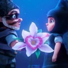 Gnomeo et Juliette ... la scène du balcon (vidéo)