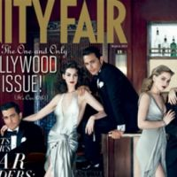 Vanity Fair ... édition spéciale stars d'Hollywood ... découvrez le making of (video)