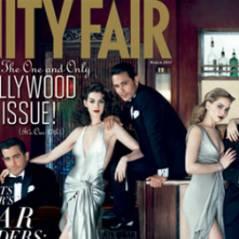 Vanity Fair ... édition spéciale stars d'Hollywood ... découvrez le making of (video)