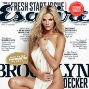 Brooklyn Decker ... Femme vivante la plus sexy pour Esquire