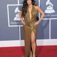 Kim Kardashian ... Elle a frôle le drame aux Grammy Awards ... à cause de ses fesses