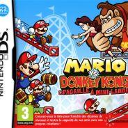 On a joué à ''Mario vs. Donkey Kong : Pagaille à Mini-Land !'' sur DS ... et voilà notre test