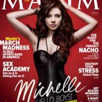 Michelle Trachtenberg ... Plus sexy que jamais pour Maxim