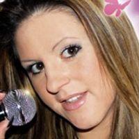 Cindy Sander ... Son single est en fait une reprise