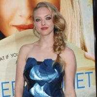 Amanda Seyfried ... nue pendant une interview ...