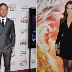 Olivia Wilde ... Surprise main dans la main avec Ryan Gosling
