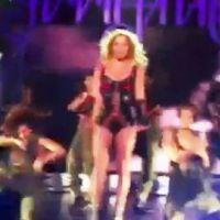 Britney Spears ... Elle est remontée sur scène (VIDEO)