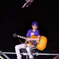 Justin Bieber en concert à Paris-Bercy ... c'est ce soir
