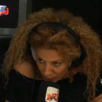 Afida Turner ... vidéo buzz ... la tornade s'en prend à Cauet et quitte le studio