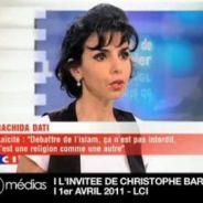 Rachida Dati ... ''Gode'' au lieu de ''code'' ... Son nouveau lapsus sexuel (VIDEO)