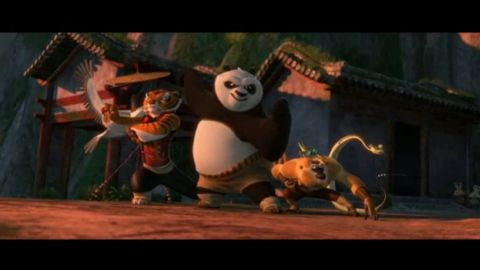 kung fu panda 2 d fiez le dragon guerrier dans un jeu. Black Bedroom Furniture Sets. Home Design Ideas
