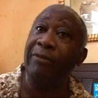 Côte d'Ivoire ... l'arrestation de Gbagbo en direct à la télé (vidéo)