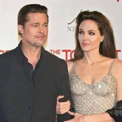Brad Pitt et Angelina Jolie...obligés de se séparer