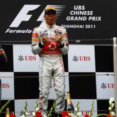 Lewis Hamilton plus fort que les Red-Bull de Vettel et Webber ... ce dimanche au GP de Chine