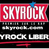 Skyrock Liberté  ... le concert de soutien officialisé