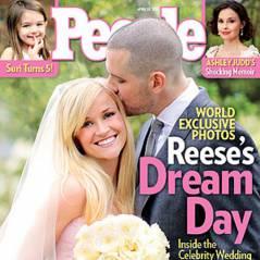 Reese Witherspoon ... Elle avait invité Kate Middleton et le Prince William à son mariage