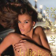 Julie Ricci ... Elle se met nue ... pour chanter, écoutez son single Aie Aie Aie (AUDIO)