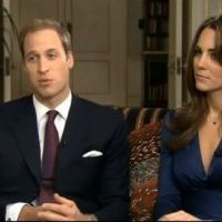 La robe de mariage de Kate Middleton (VIDEO)