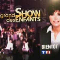 Le grand show des enfants sur TF1 ce soir ... vos impressions