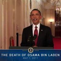Ben Laden est mort ... VIDEO ... Barack Obama confirme