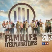 Familles d'Explorateurs : la finale sur TF1 demain ... VIDEO de la 1ere bande annonce