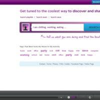 Playlistnow.fm ou comment choisir la musique qu'on aime