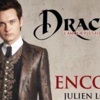 Dracula ... Ecoutez ''Encore'', 3eme extrait de la comédie musicale (AUDIO)