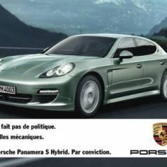 Porsche ... une nouvelle pub qui surfe sur la polémique DSK (PHOTOS)