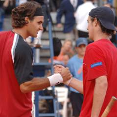 Richard Gasquet plus fort que Roger Federer ... la preuve en vidéo