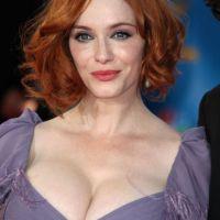 Christina Hendricks ... Des seins énormes et naturels (PHOTOS)
