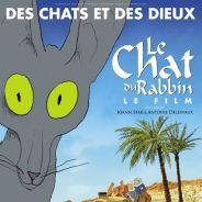 Le Chat du Rabbin VIDEO... la bande annonce et l'affiche du film évènement