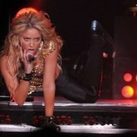 Shakira ... Un concert pour le FC Barcelone