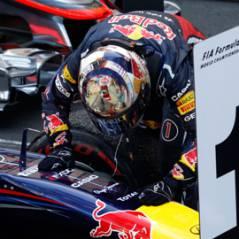 Sebastian Vettel ... les photos du nouveau Prince de Monaco