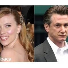 Scarlett Johansson et Sean Penn ... pas de rupture mais toujours ensemble (PHOTO)