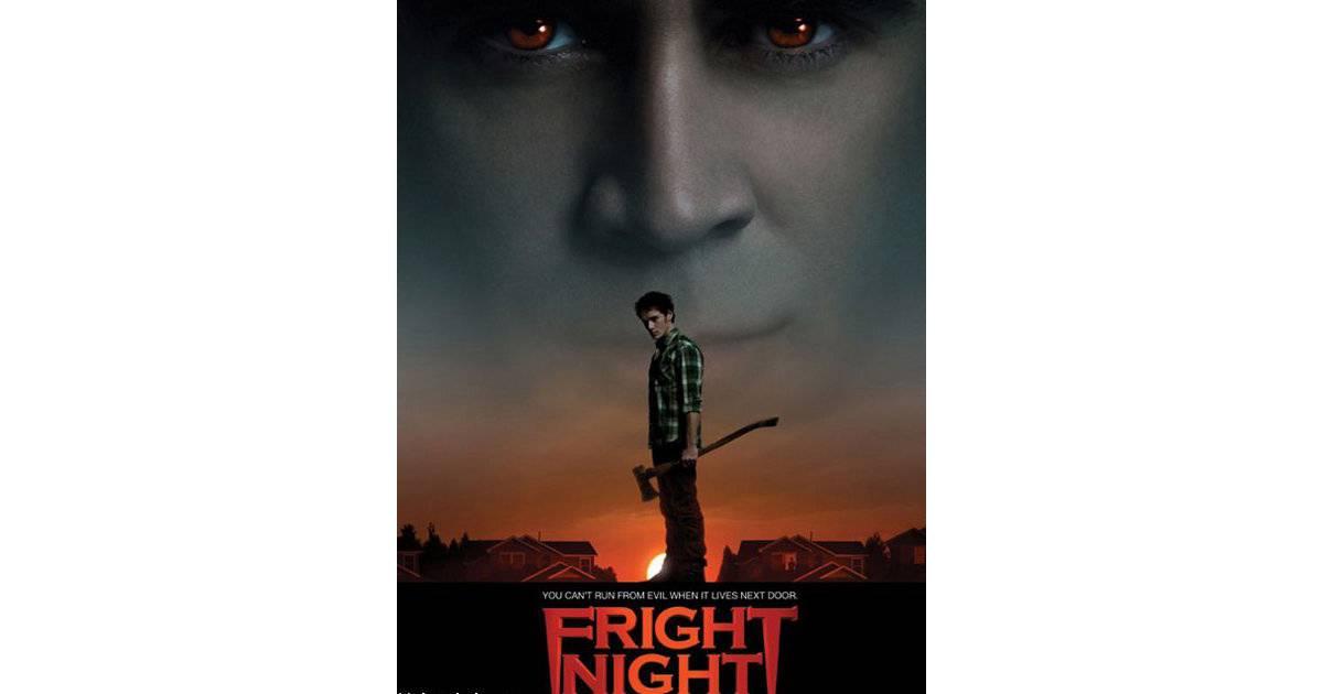 Fright night avec colin farrell la bande annonce vid o for Chambre avec vue bande annonce