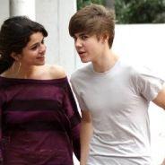 Justin Bieber et Selena Gomez toujours collés ... même à un match de NBA (PHOTOS)