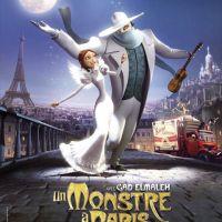 Vanessa Paradis et M... Personnages pricipaux du film Un monstre à Paris