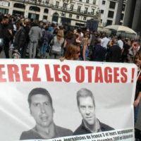 Libération des otages Hervé Ghesquière et Stéphane Taponier : Twitter en fête