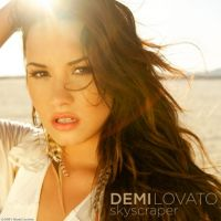 Demi Lovato radieuse ... sur la pochette de son nouveau single (PHOTO)