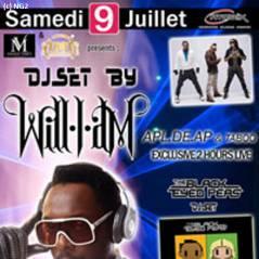 Black Eyed Peas dans le Doubs et l'Isère : un doux rêve qui devient réalité !